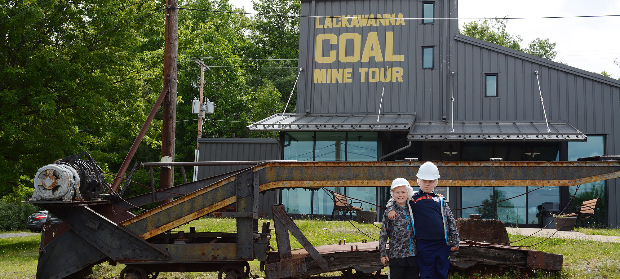Lackawanna Coal Mine