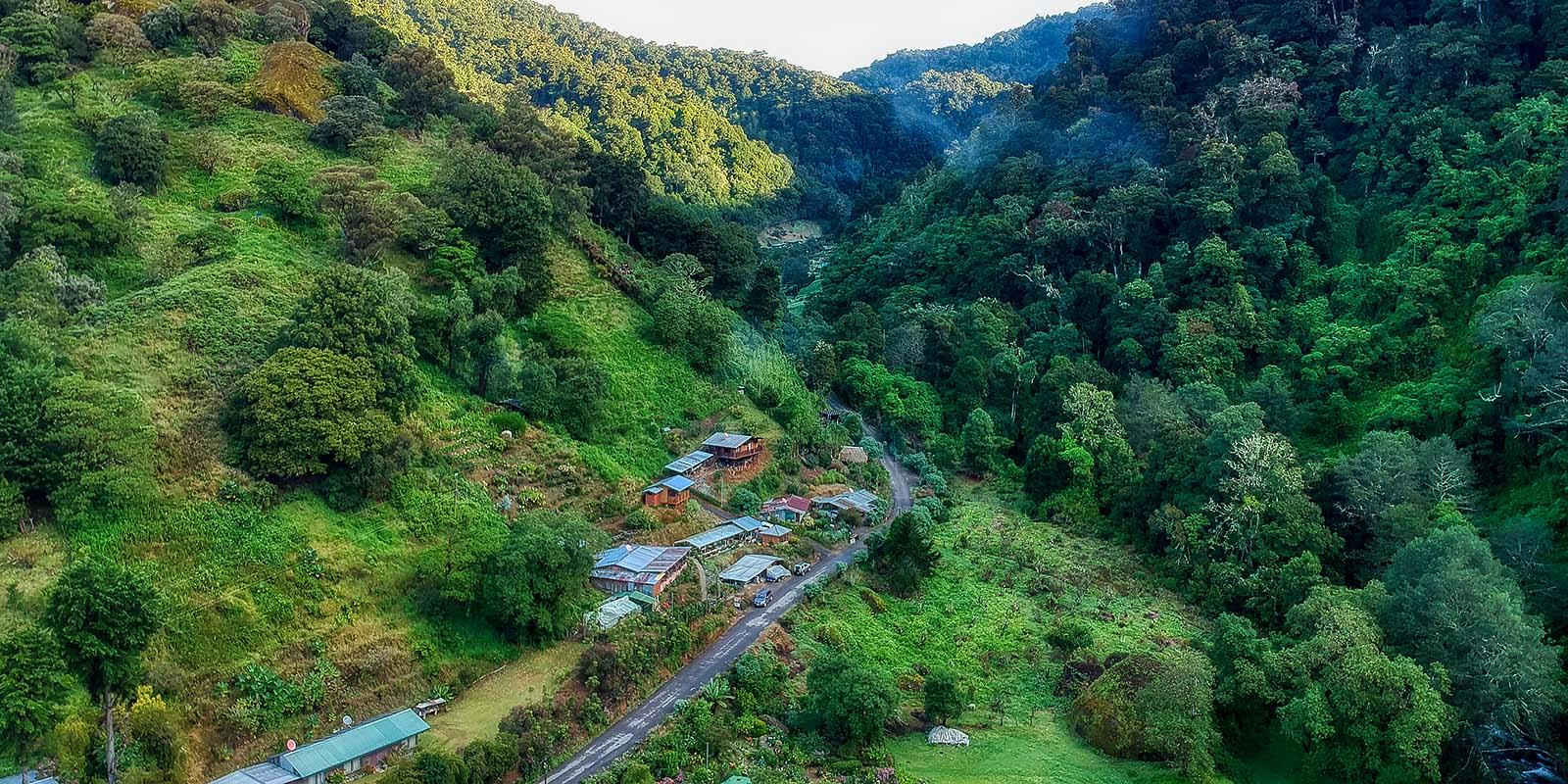San Gerado de Dota, Costa Rica