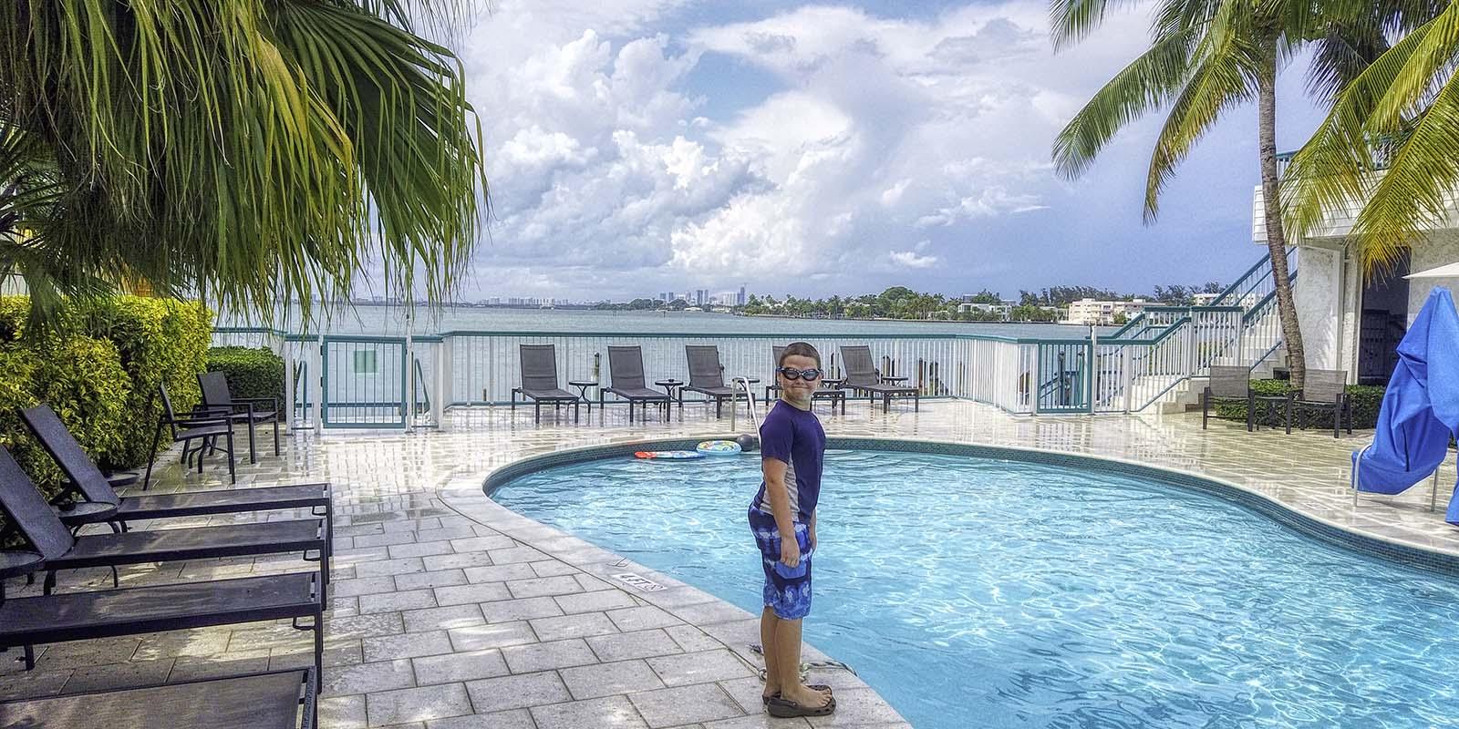 Carless & Homeless in Miami, FL