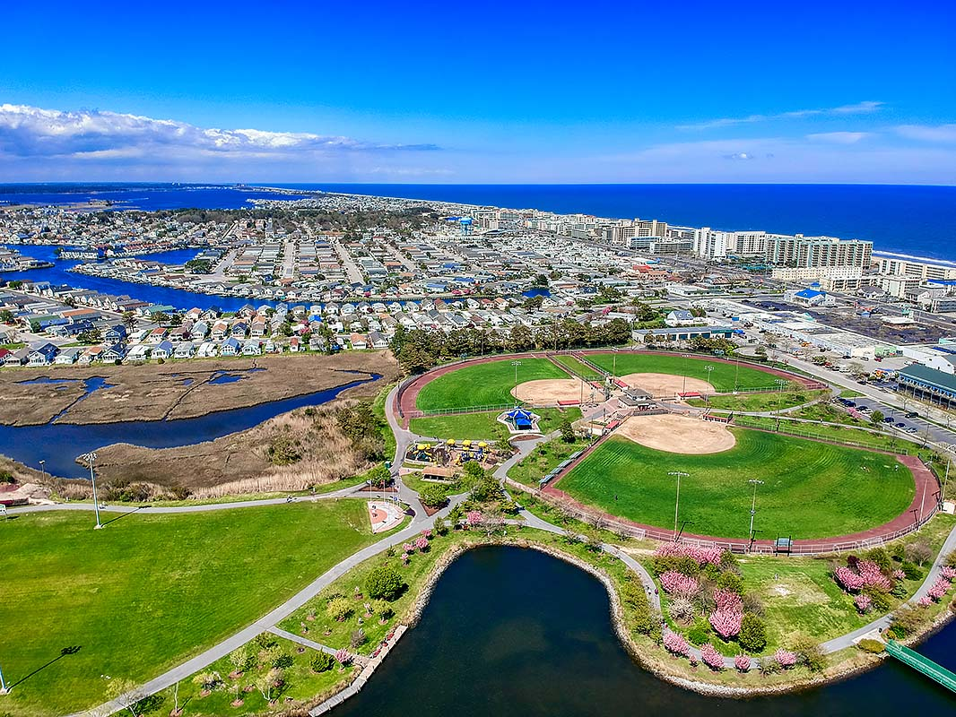 Park, Ocean City, MD, USA