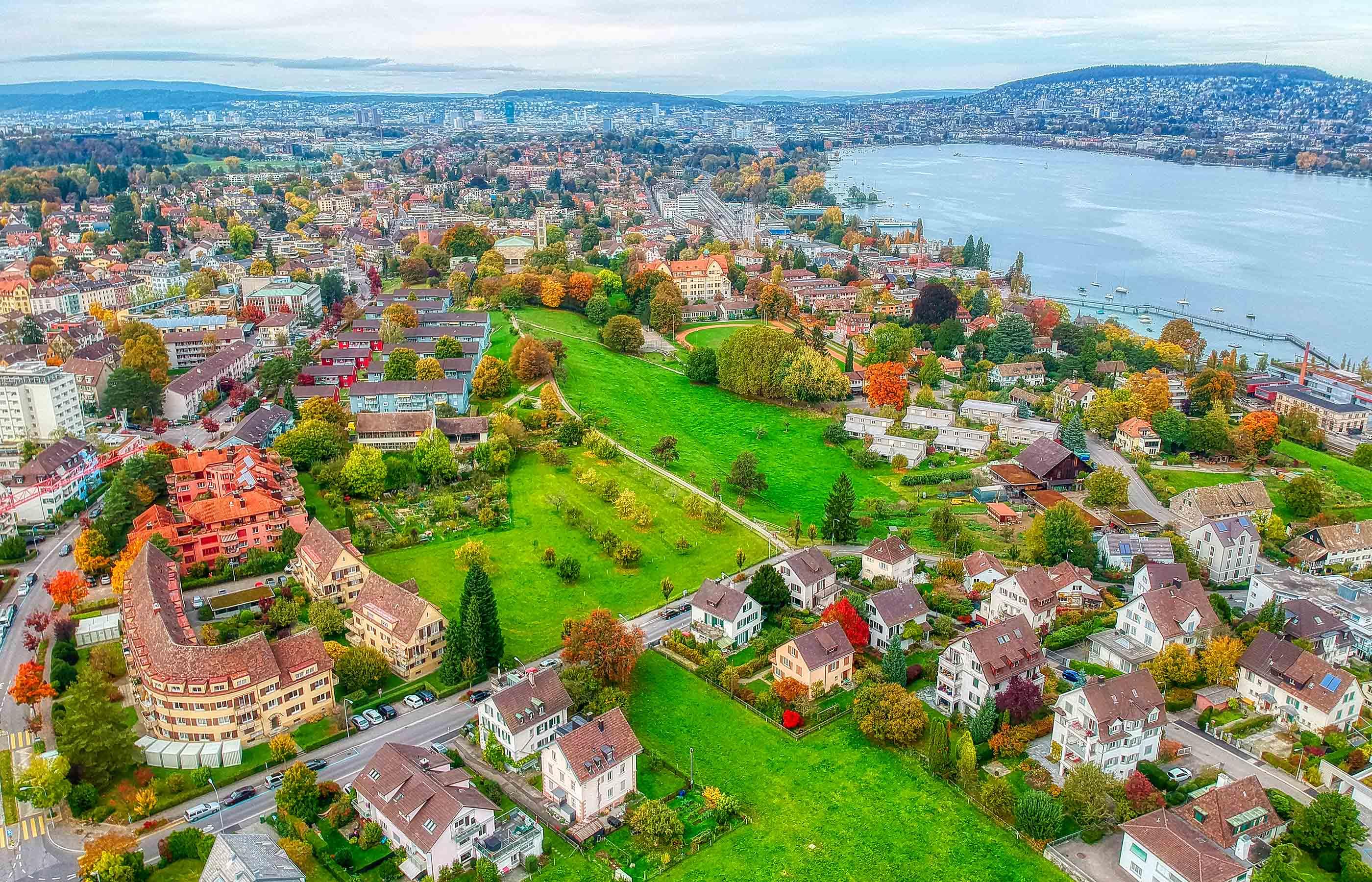 Housesit #25 – Zürich, Switzerland