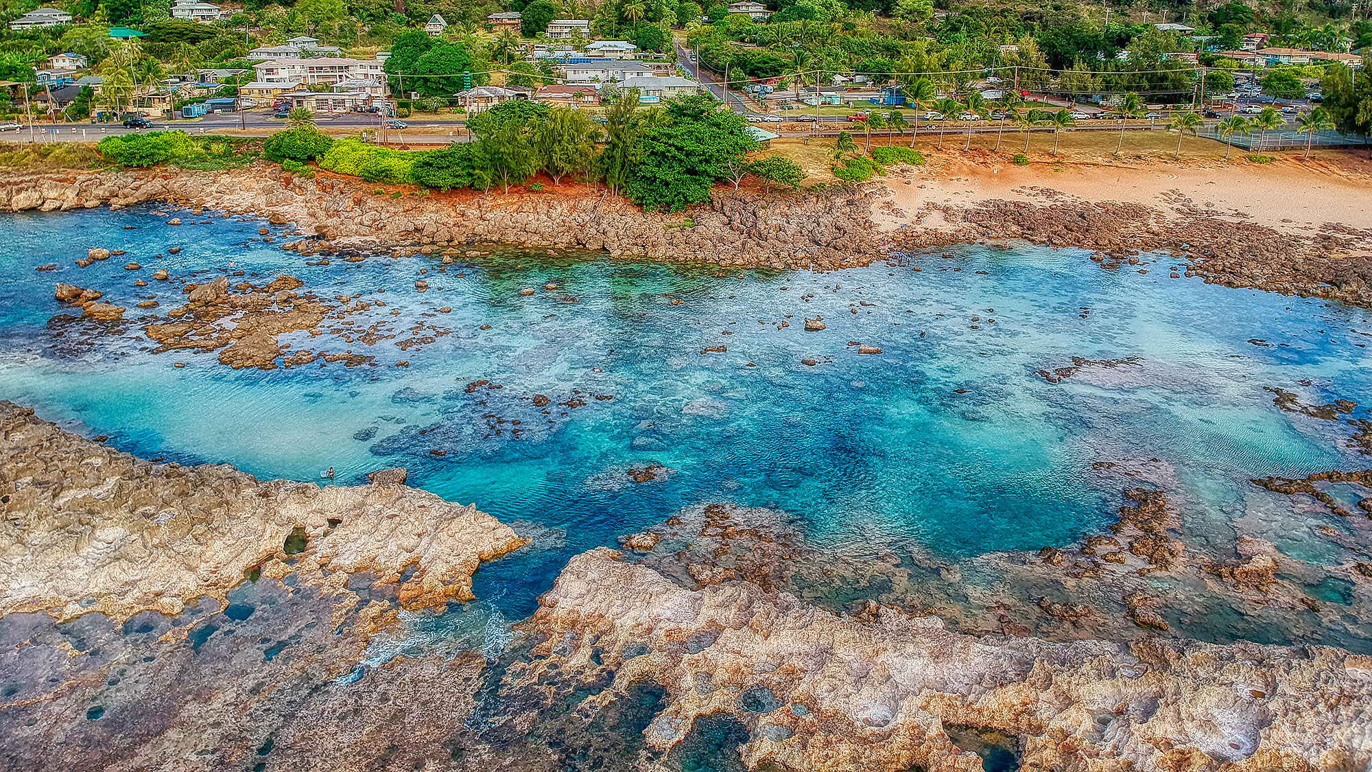 Shark's Cove, HI, USA